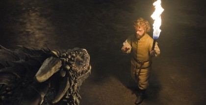 Peter Dinklage as Tyrion Lannister, Dragon