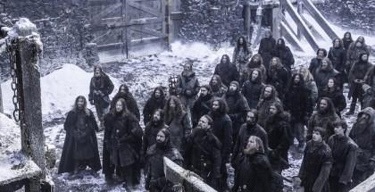 Kit Harington as Jon Snow, The Night's Watch