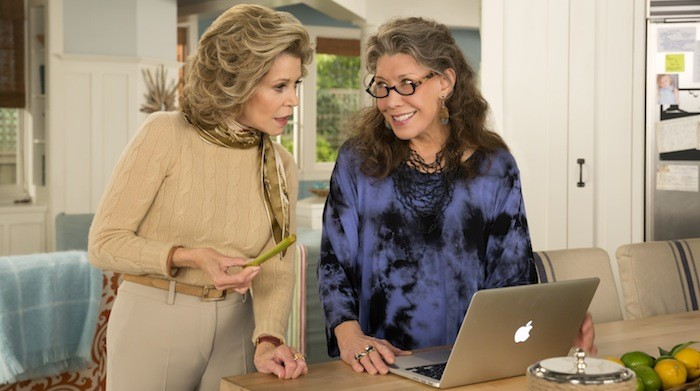 Netflix UK TV review: Grace and Frankie Season 2
