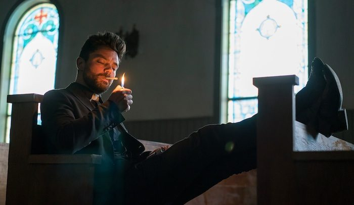 Preacher to air in UK exclusively on Amazon Prime Video