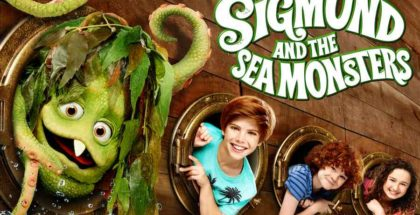 Sigmund and the Sea Monsters Amazon pilot
