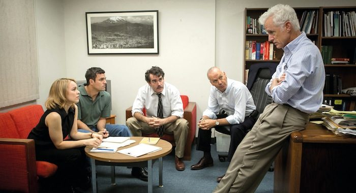 VOD film review: Spotlight