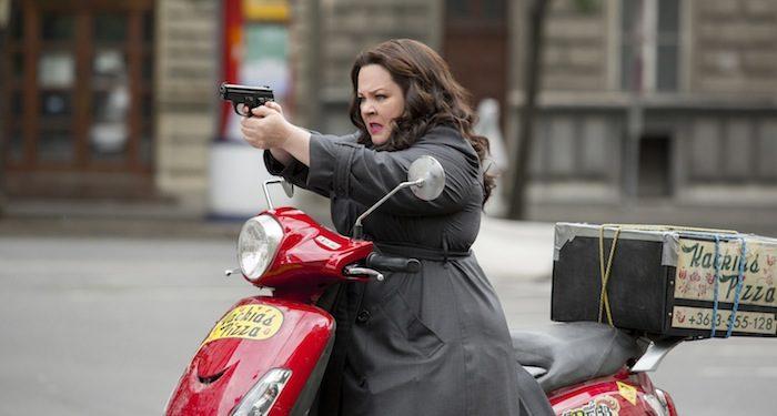 VOD film review: Spy