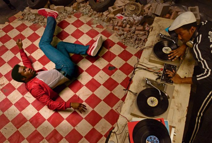 Clip: The Get Down Part 2 gets right back to it