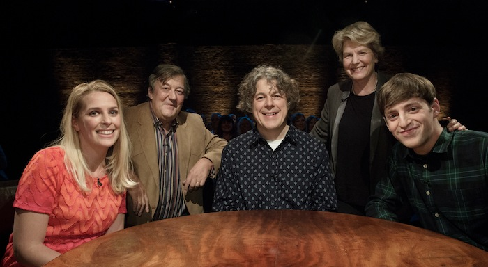 Alan Davies As Yet Untitled S4 E1