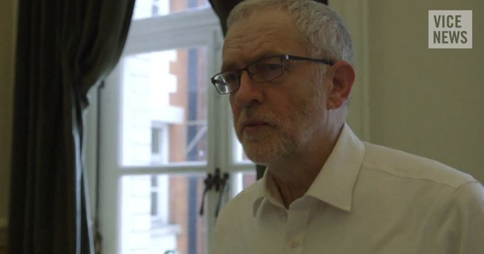 Catch up TV review: Jeremy Corbyn: The Outsider (Vice News)