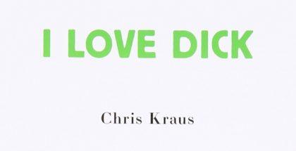 i love dick book cover