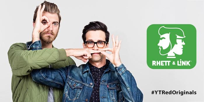 rhett and link youtube