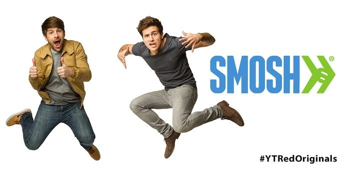 Smosh to broadcast live YouTube show in August