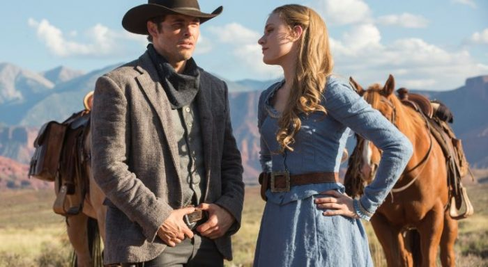 UK TV review: Westworld, Episode 1