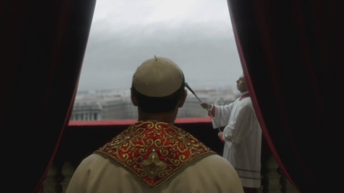 young pope first look