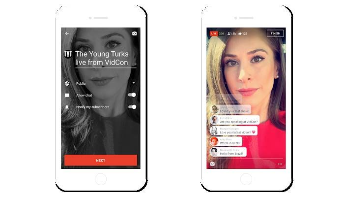 YouTube live-streaming now available to anyone with 1,000 subscribers