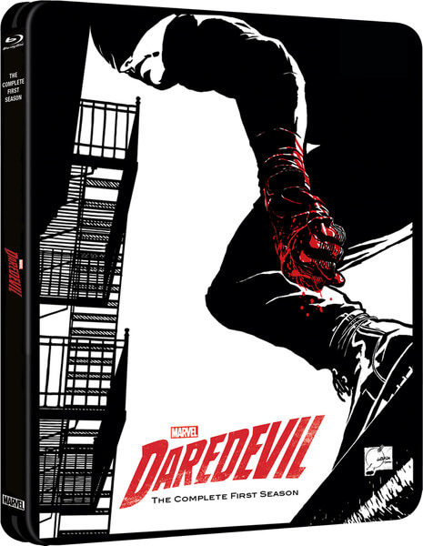 Daredevil steebook