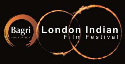 London Indian Film Festival Logo