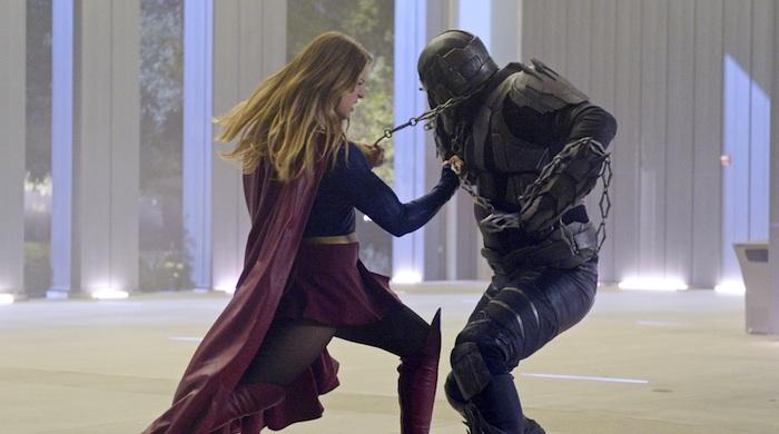 Supergirl fight judge