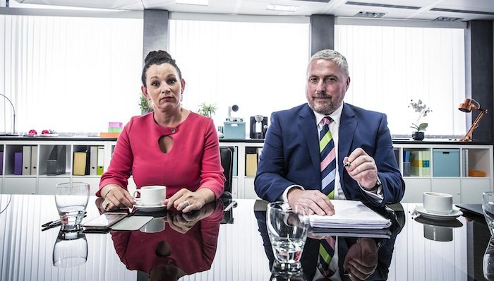 Catch up TV reviews: The Job Interview, The Investigator, Celebrity First Dates, Containment, Dispatches