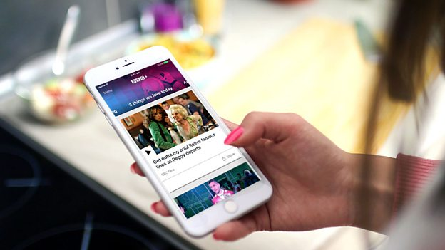 BBC+ brings together iPlayer and other content through personalised app