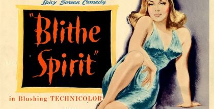 blithe spirit poster youtube