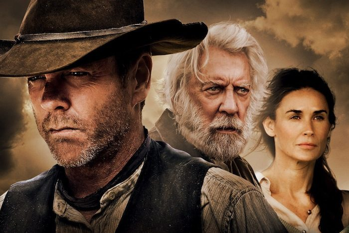 Interview: Brian Cox talks Forsaken, Netflix and turning down Game of Thrones