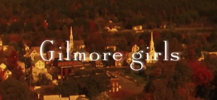 gilmore girls titles