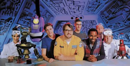 mystery science theatre 3000 netflix