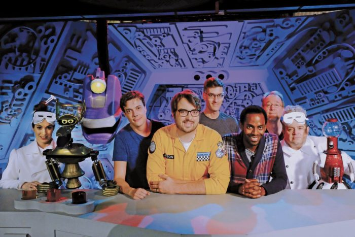Mystery Science Theater 3000: Newbies will wonder where it's been all their lives