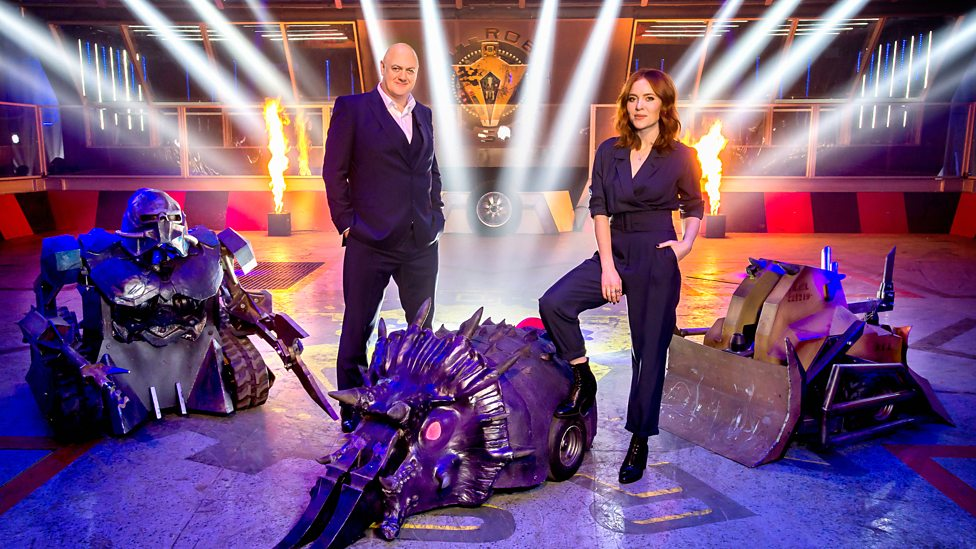 robot wars hosts