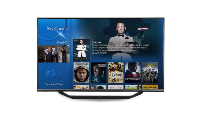 4K lands on UK TV: Sky Q to launch Ultra HD on 13th August