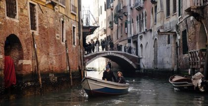 Great Canal Journey: Episode 1 - (Venice) Timothy and Prunella