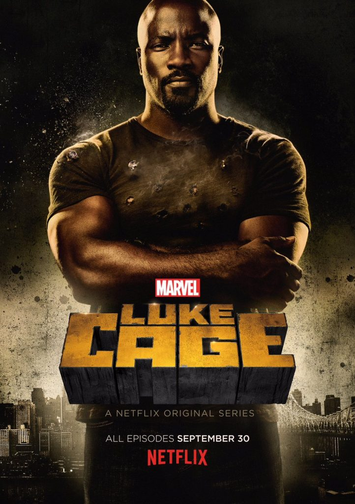 Luke Cage key art