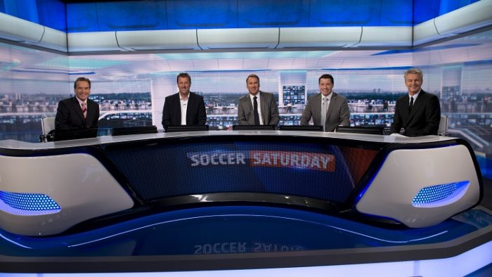 Sky Sports kicks off Premier League by streaming Soccer Saturday on YouTube