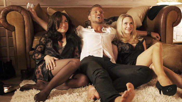 Walter Presents first look TV review: The Swingers