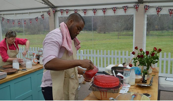 11 times GBBO baker Selasi won our hearts