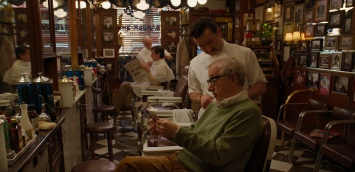 Crisis in Six Scenes: First trailer for Woody Allen's TV series