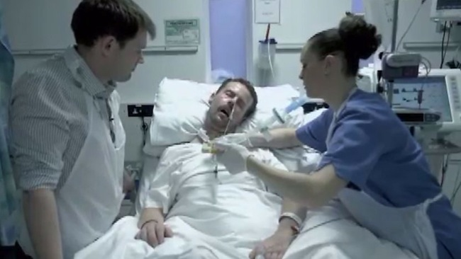 locked in syndrome bbc three