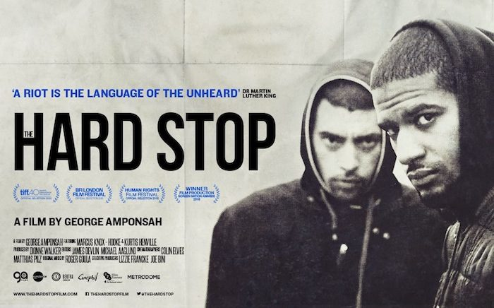 Netflix UK film review: The Hard Stop