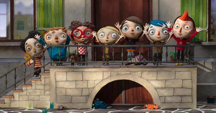 VOD film review: My Life As a Courgette