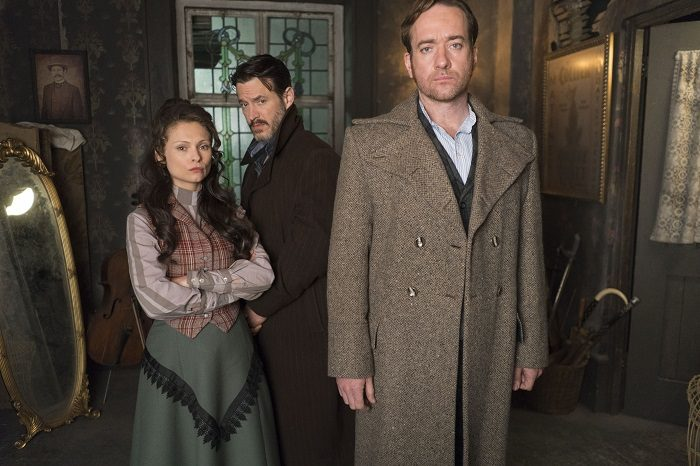 Ripper Street returns to BBC for final season