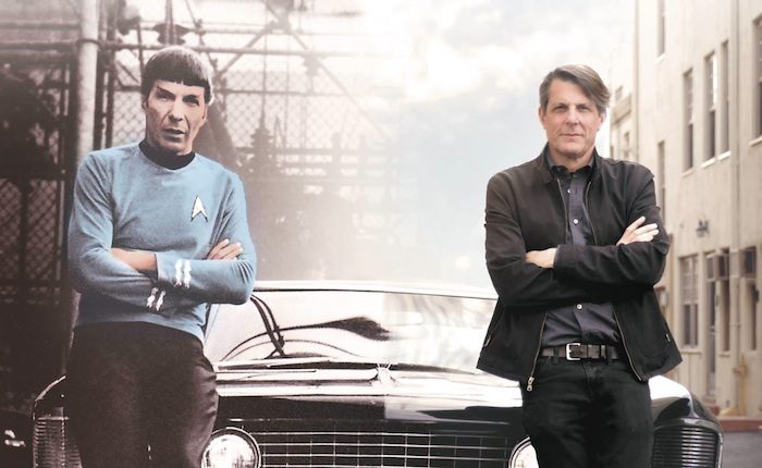 For The Love of Spock available to watch online in UK with special features