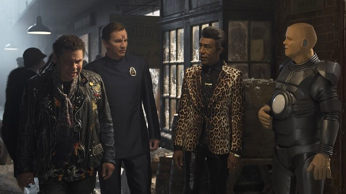 Red Dwarf XI gets early release on UKTV Play