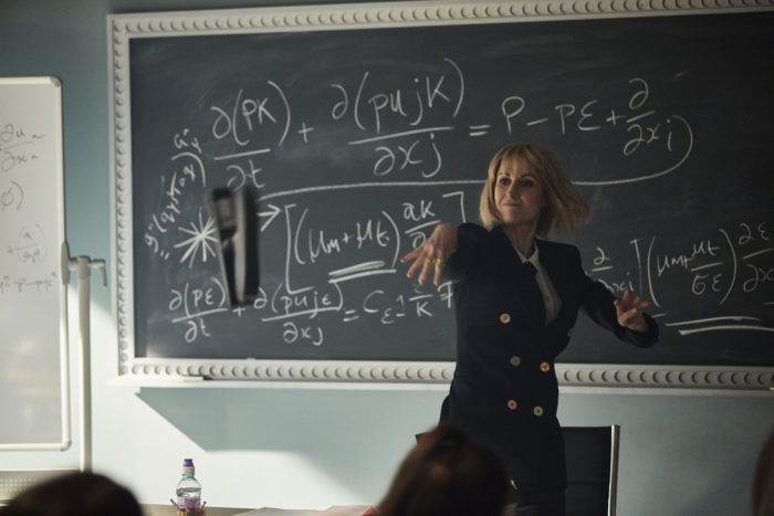 New photos give us a closer look at BBC Three's Class
