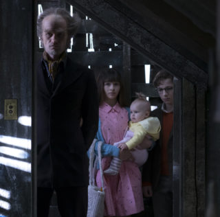 Netflix UK TV review: A Series of Unfortunate Events
