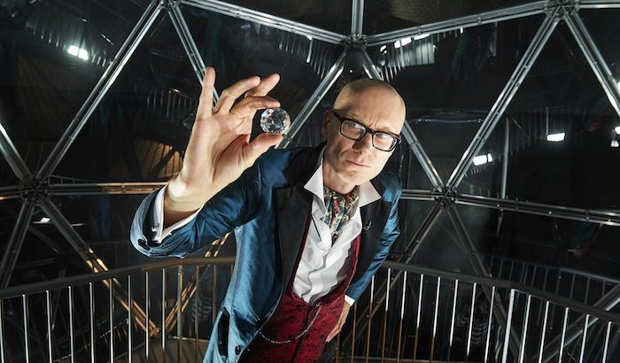 What it's like being on The Crystal Maze