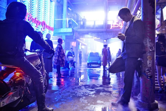 Netflix UK film review: Mute