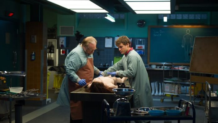 Netflix UK film review: The Autopsy of Jane Doe