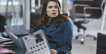 "CONVICTION - ""Pilot"" (ABC/John Medland) HAYLEY ATWELL"