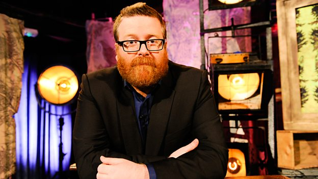 Frankie Boyle reunites with BBC iPlayer for US election autopsy