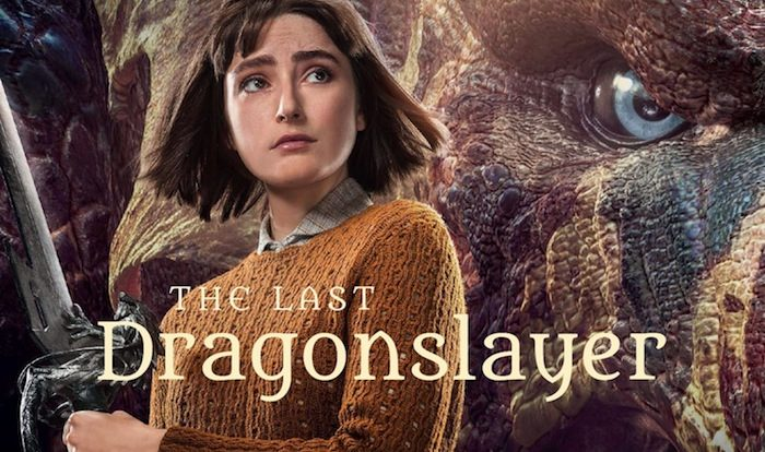 Sky lines up The Last Dragonslayer for Christmas