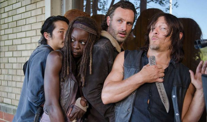 Eeny, meeny, miny, more: The Walking Dead renewed for Season 8