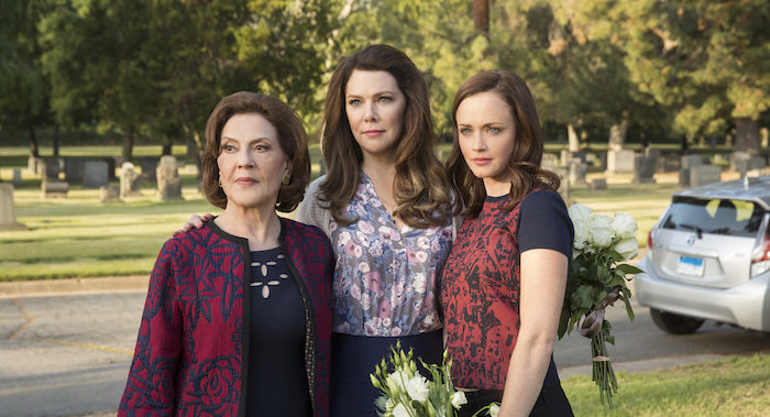 Gilmore Girls producer sues over Netflix series